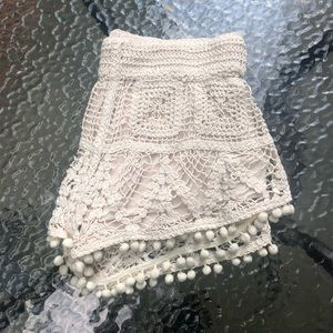 Cute Lacy shorts